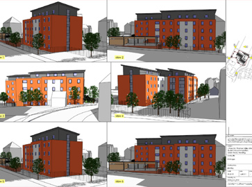 Residential & Student Accomodation