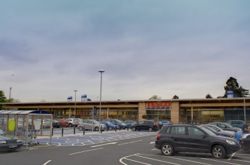 Tesco Welshpool